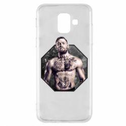Чехол для Samsung A6 2018 Conor McGregor