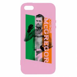 Чехол для iPhone5/5S/SE Conor UFC - FatLine
