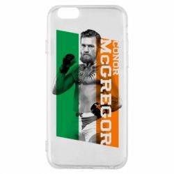 Чехол для iPhone 6/6S Conor UFC - FatLine