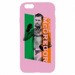 Чехол для iPhone 6 Plus/6S Plus Conor UFC - FatLine