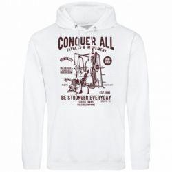 Чоловіча толстовка Conquer All
