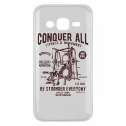 Чохол для Samsung J2 2015 Conquer All - FatLine