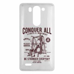 Чохол для LG G3 Mini/G3s Conquer All - FatLine