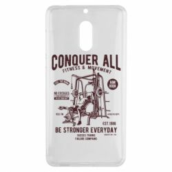 Чохол для Nokia 6 Conquer All - FatLine