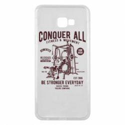 Чохол для Samsung J4 Plus 2018 Conquer All - FatLine