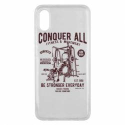 Чохол для Xiaomi Mi8 Pro Conquer All - FatLine