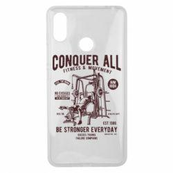 Чохол для Xiaomi Mi Max 3 Conquer All - FatLine