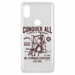 Чохол для Xiaomi Mi Mix 3 Conquer All - FatLine