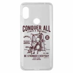 Чохол для Xiaomi Redmi Note Pro 6 Conquer All