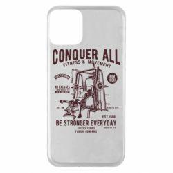 Чохол для iPhone 11 Conquer All