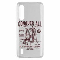 Чохол для Xiaomi Mi9 Lite Conquer All
