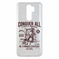 Чохол для Xiaomi Redmi Note 8 Pro Conquer All