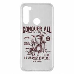 Чохол для Xiaomi Redmi Note 8 Conquer All