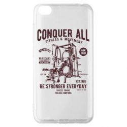 Чохол для Xiaomi Redmi Go Conquer All