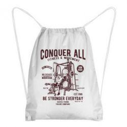 Рюкзак-мішок Conquer All - FatLine