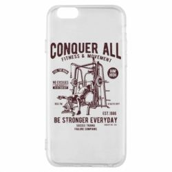 Чохол для iPhone 6/6S Conquer All