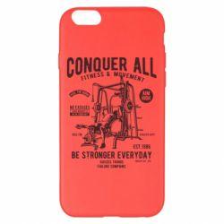 Чохол для iPhone 6 Plus/6S Plus Conquer All - FatLine
