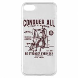 Чохол для iPhone 7 Conquer All