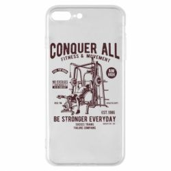 Чохол для iPhone 8 Plus Conquer All