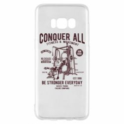 Чохол для Samsung S8 Conquer All - FatLine
