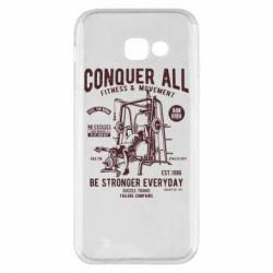 Чохол для Samsung A5 2017 Conquer All - FatLine