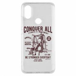 Чохол для Xiaomi Mi A2 Conquer All - FatLine
