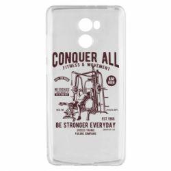 Чохол для Xiaomi Redmi 4 Conquer All - FatLine