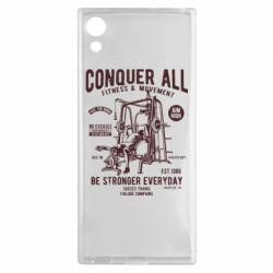 Чохол для Sony Xperia XA1 Conquer All - FatLine
