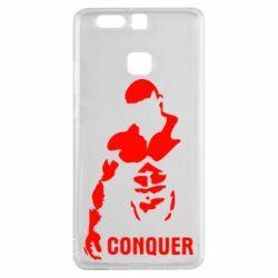 Чехол для Huawei P9 Conquer - FatLine