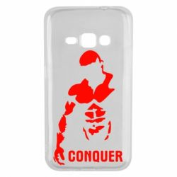Чехол для Samsung J1 2016 Conquer - FatLine