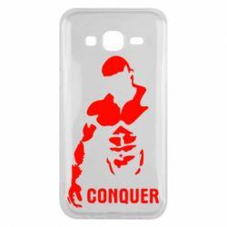 Чехол для Samsung J5 2015 Conquer - FatLine