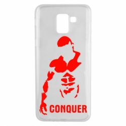 Чехол для Samsung J6 Conquer - FatLine