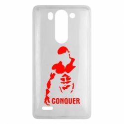 Чехол для LG G3 mini/G3s Conquer - FatLine
