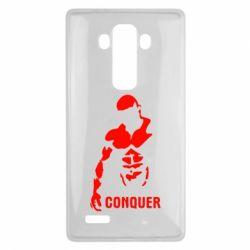 Чехол для LG G4 Conquer - FatLine
