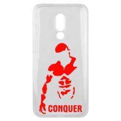 Чехол для Meizu 16x Conquer - FatLine