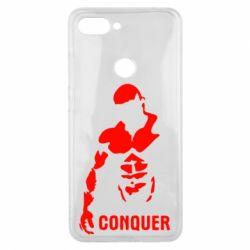 Чехол для Xiaomi Mi8 Lite Conquer - FatLine