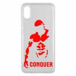 Чехол для Xiaomi Mi8 Pro Conquer - FatLine