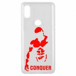 Чехол для Xiaomi Mi Mix 3 Conquer - FatLine