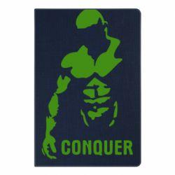 Блокнот А5 Conquer - FatLine