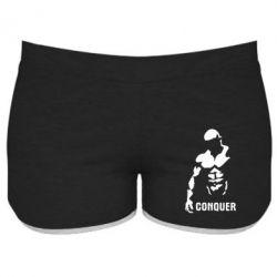 Женские шорты Conquer - FatLine