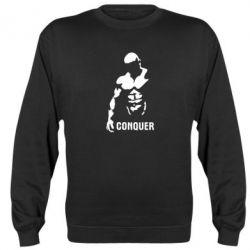 Реглан (свитшот) Conquer - FatLine