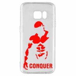 Чехол для Samsung S7 Conquer - FatLine