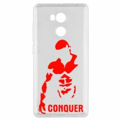 Чехол для Xiaomi Redmi 4 Pro/Prime Conquer - FatLine