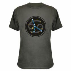 Камуфляжна футболка Constellation cancer