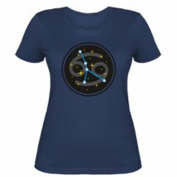 Жіноча футболка Constellation cancer