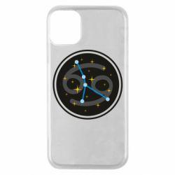 Чохол для iPhone 11 Pro Constellation cancer