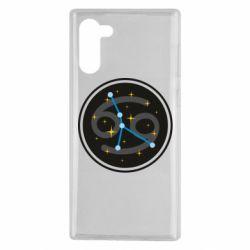 Чохол для Samsung Note 10 Constellation cancer