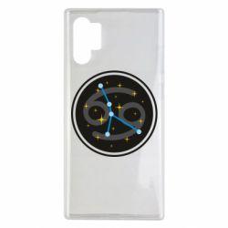 Чохол для Samsung Note 10 Plus Constellation cancer