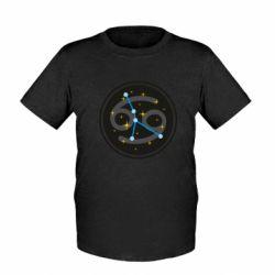 Дитяча футболка Constellation cancer