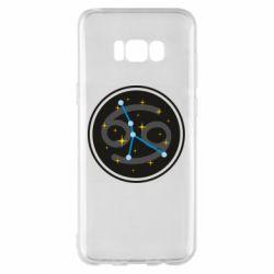 Чохол для Samsung S8+ Constellation cancer